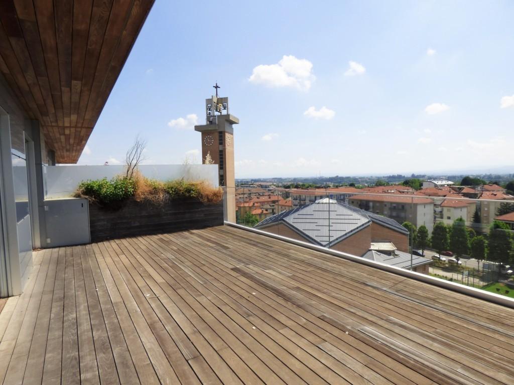 terrazzo attico